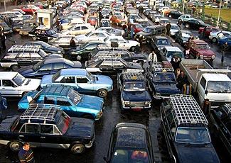 Trafficjamb